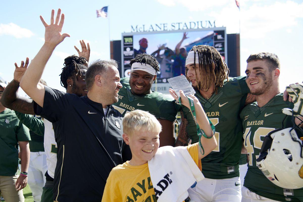 Baylor Vs Texas Tech Game Thread The Bu Tt Bowl Cometh Our Daily Bears