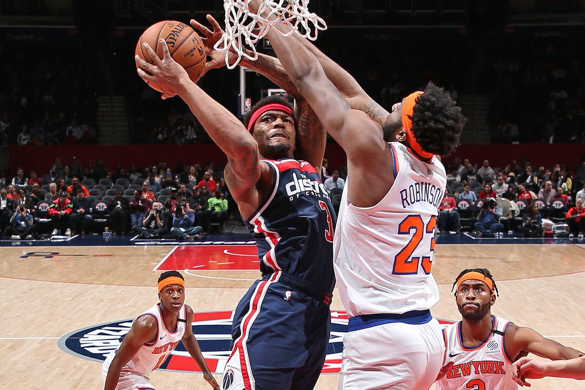 Washington Wizards When the NBA season resumes the Wizards have a difficult path to ...