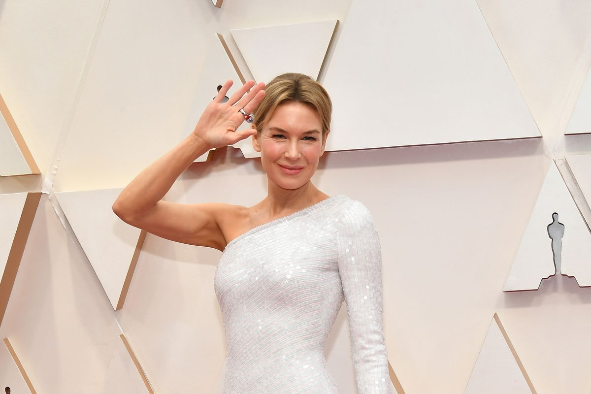 Renée Zellweger attends the 92nd Annual Academy Awards at Hollywood and Highland on February 09, 2020 in Hollywood, California.