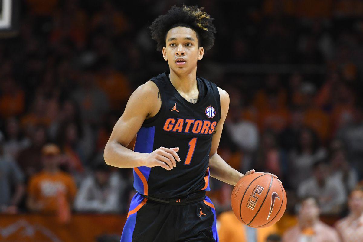 NCAA Basketball: Florida at Tennessee