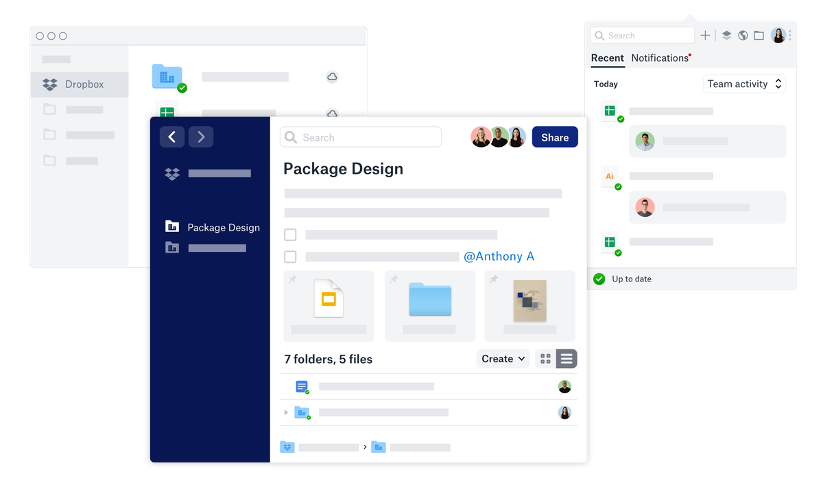 Dropbox is getting a massive overhaul, wants to be the center of your workflow 1