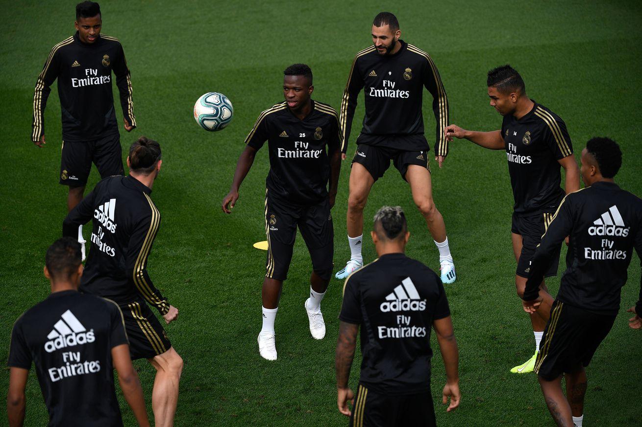 Sevilla vs Real Madrid, 2019 La Liga: Predicted lineups