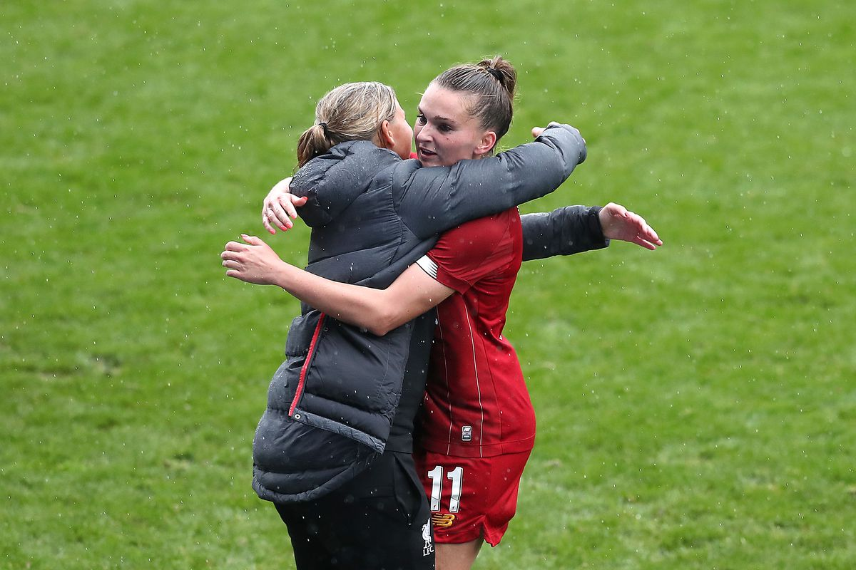 Liverpool v Bristol City - FA Women's Super League - Prenton Park
