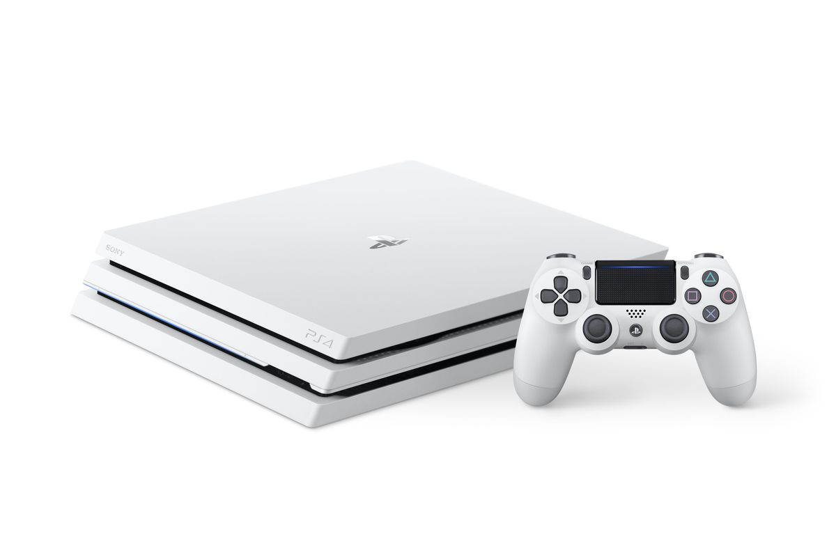 Glacier White PS4 Pro Bundle Announced, Comes In Destiny 2 Bundle