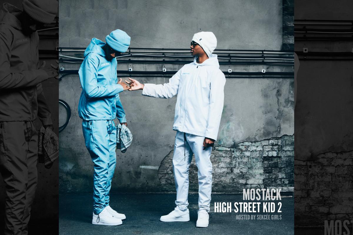 MoStack's 'High Street Kid 2' artwork