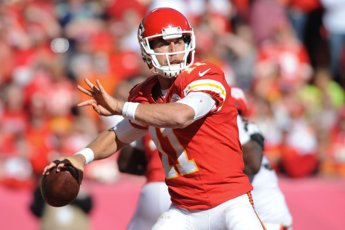 Alex Smith trade compensation changes to 2014 2nd round pick ... 42c70b450