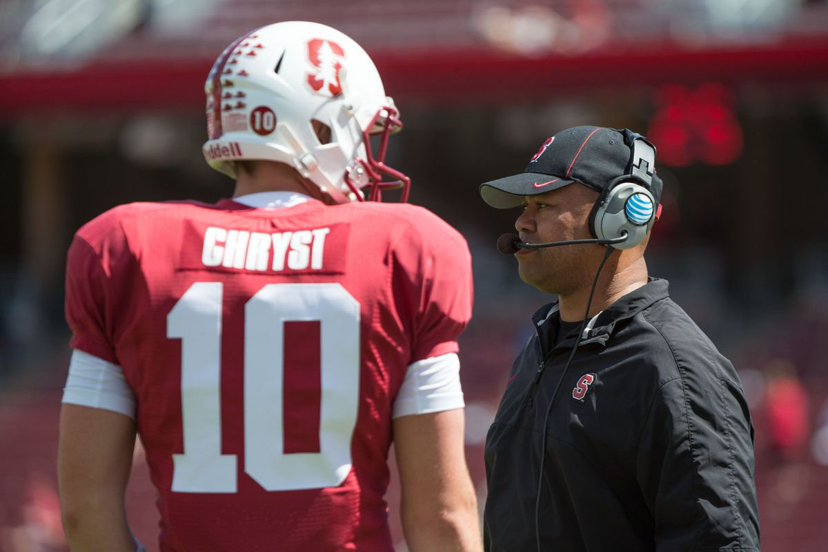NCAA Football: Stanford-Spring Game