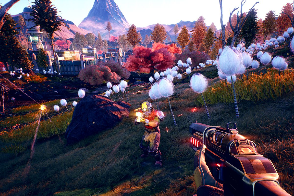 All 49 achievements and trophies in The Outer Worlds