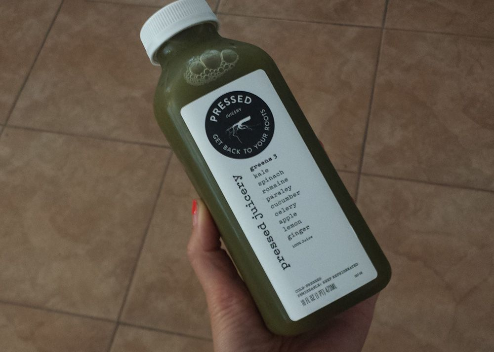 What To Expect From Pressed Juicerys Three Day Liquids Only Cleanse