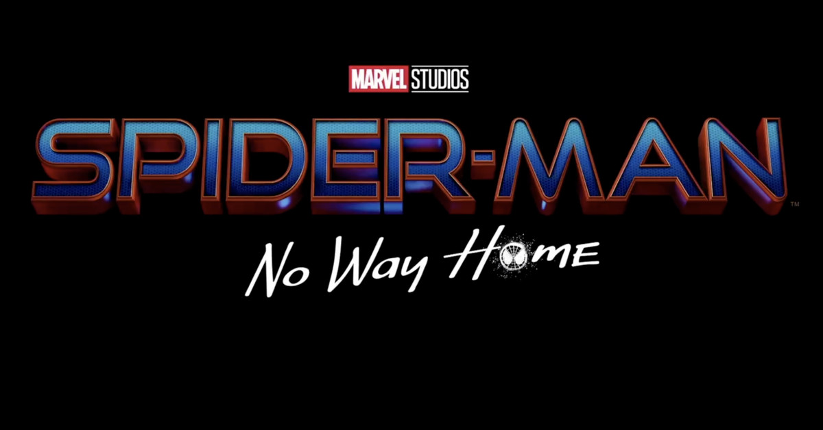 The next Spider-Man movie will be titled Spider-Man: No Way Home