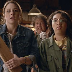"""Mary Nepi, Gabrielle Elyse and Rich Fulcher appear in """"Snatchers"""" by Stephen Cedars and Benji Kleiman, a 2017 Sundance film that was shot in Utah."""