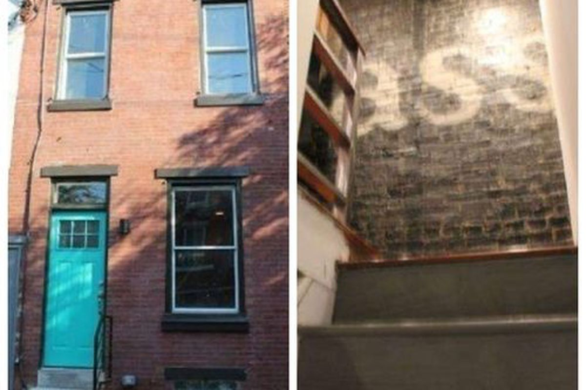 """Ass, as in, """"that's a kick-ass house."""" Pictures via James Roletter and Redfin"""