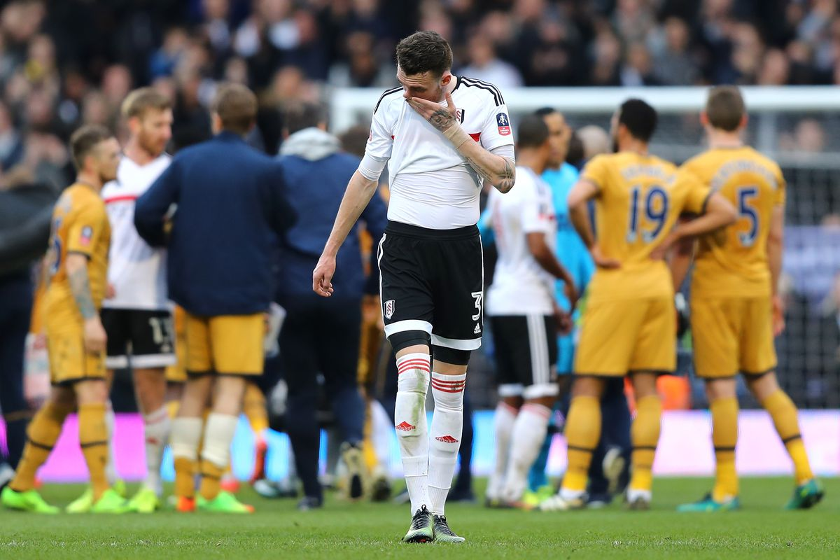 Fulham v Tottenham Hotspur - The Emirates FA Cup Fifth Round