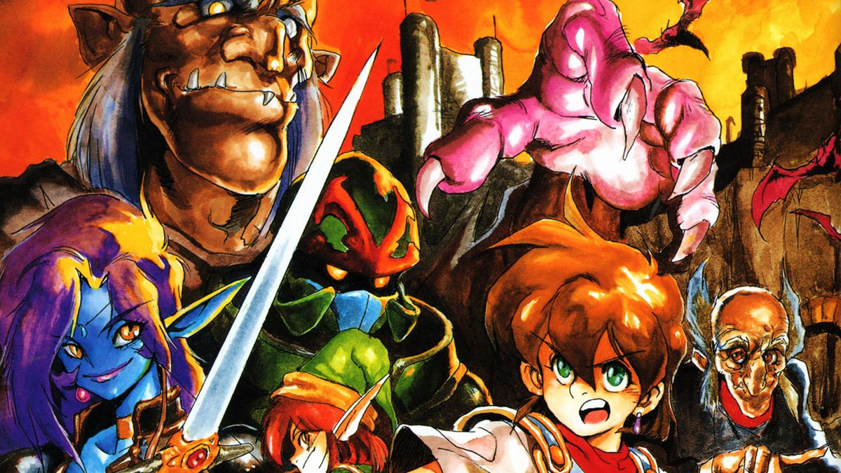 The greatest Japanese RPG franchises, part 1 - Polygon