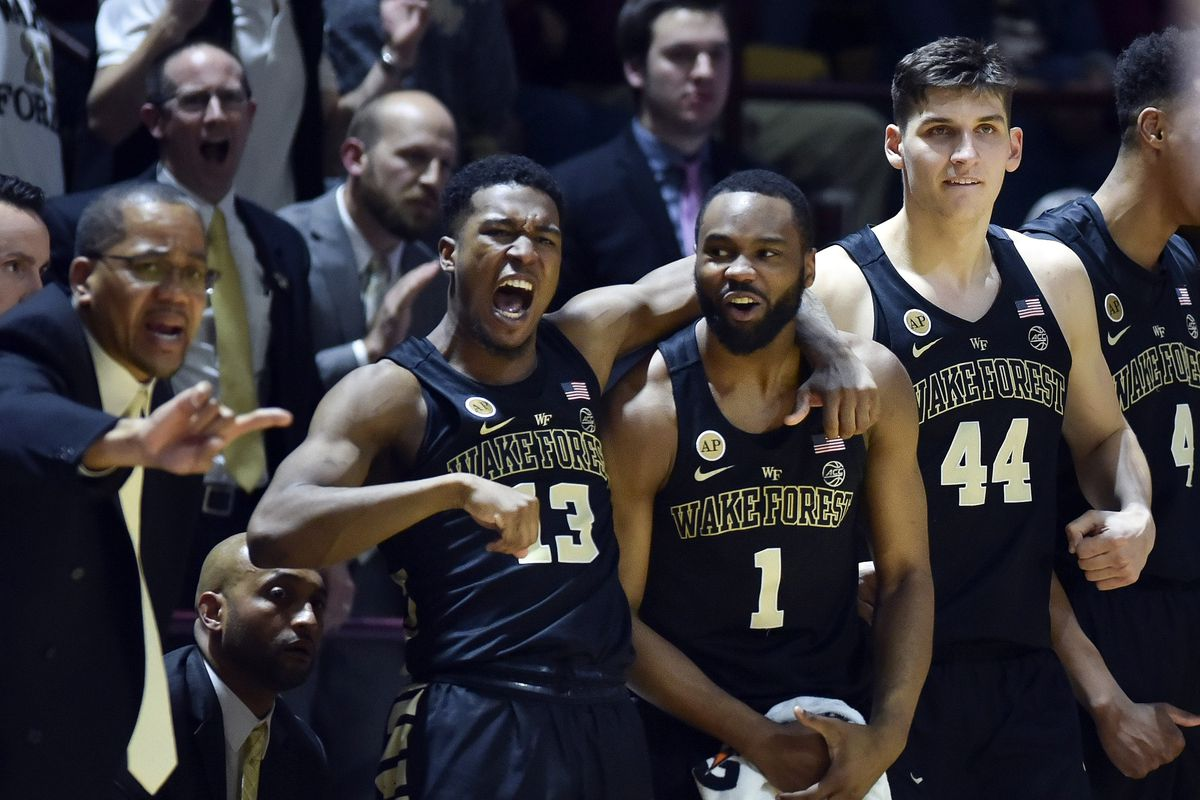 Wake Forest Ranked 57th In Pre Season Kenpom Rankings
