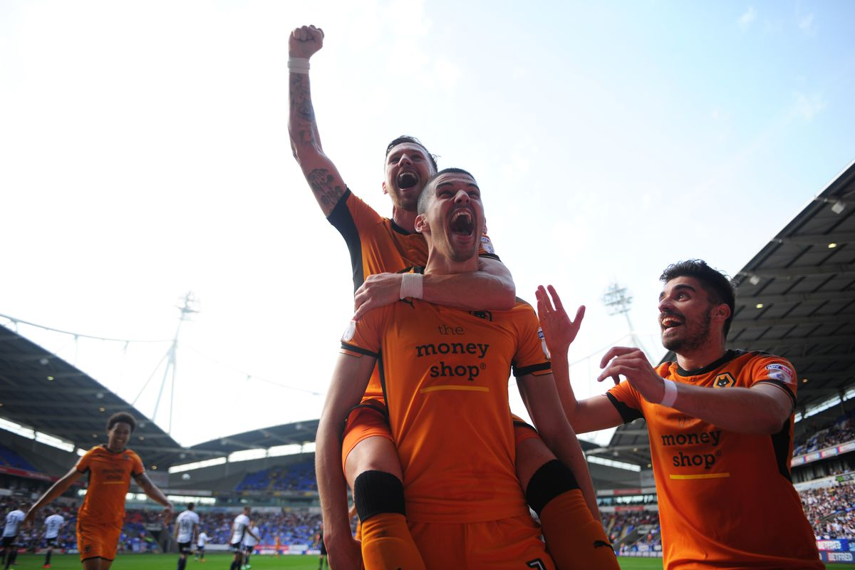 Bolton Wanderers v Wolverhampton Wanderers - Sky Bet Championship