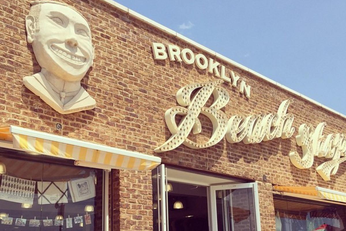 The Brooklyn Beach Shop in Coney Island