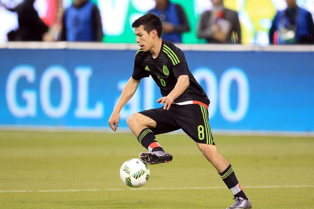 Soccer: Mexican National Team vs Senegal
