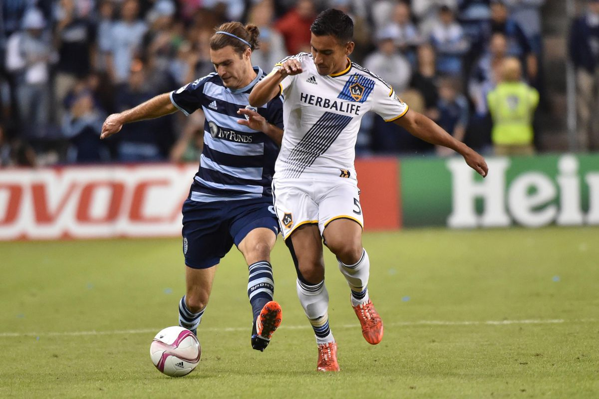 LA Galaxy and Sporting KC will both be competing for a place in the Western Conference semifinals.
