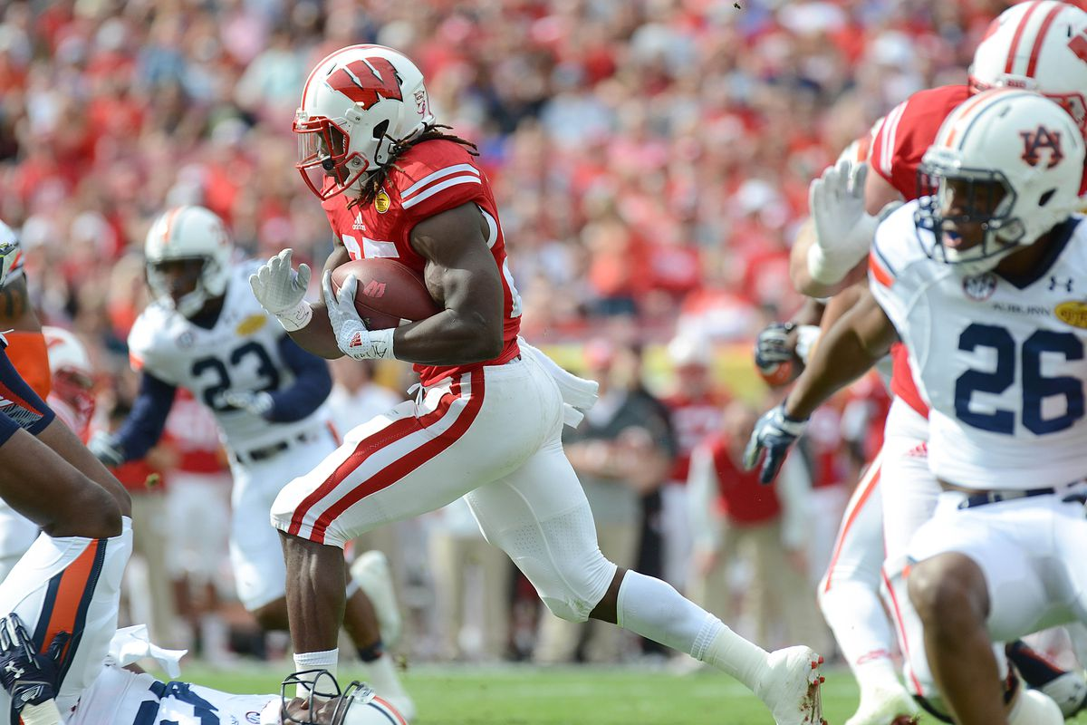 SB Nation s Dan Kadar has Ravens taking Melvin Gordon in first round ... f2e454b6e