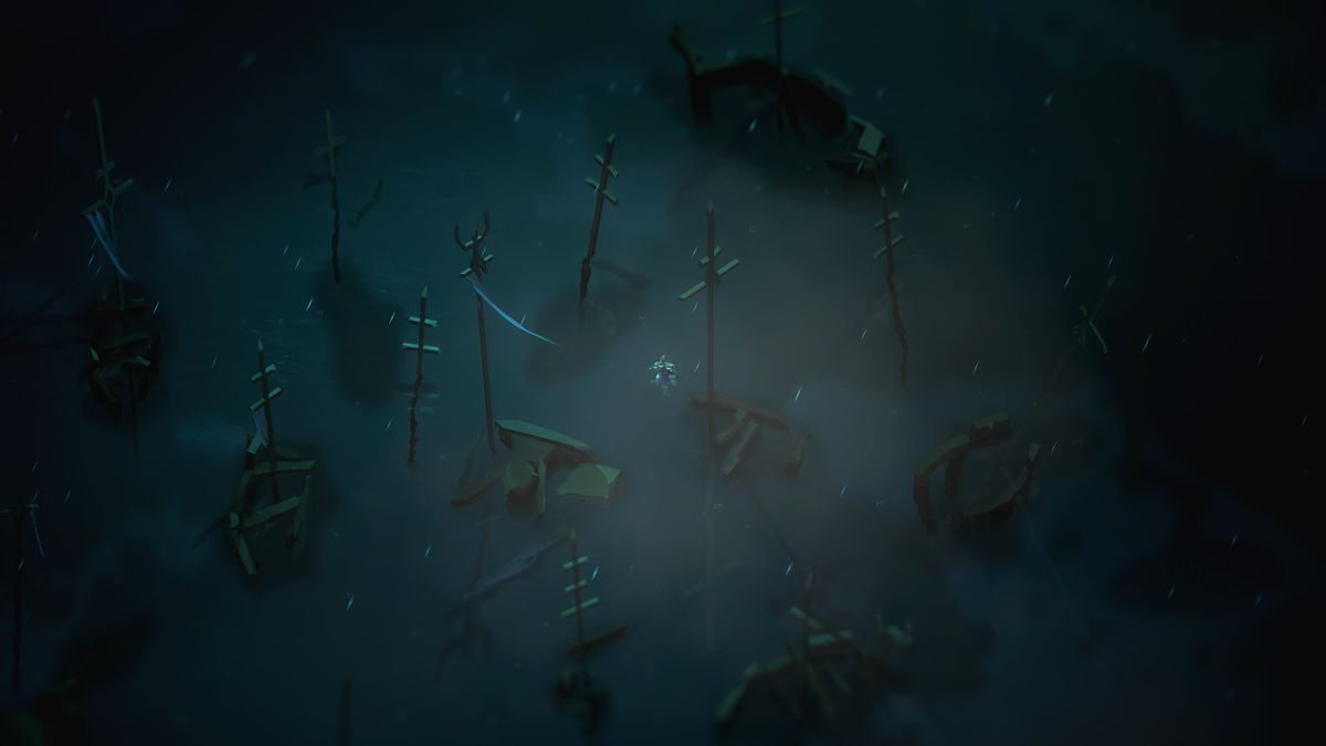 Why Below on Xbox One and Steam took six years to make - The