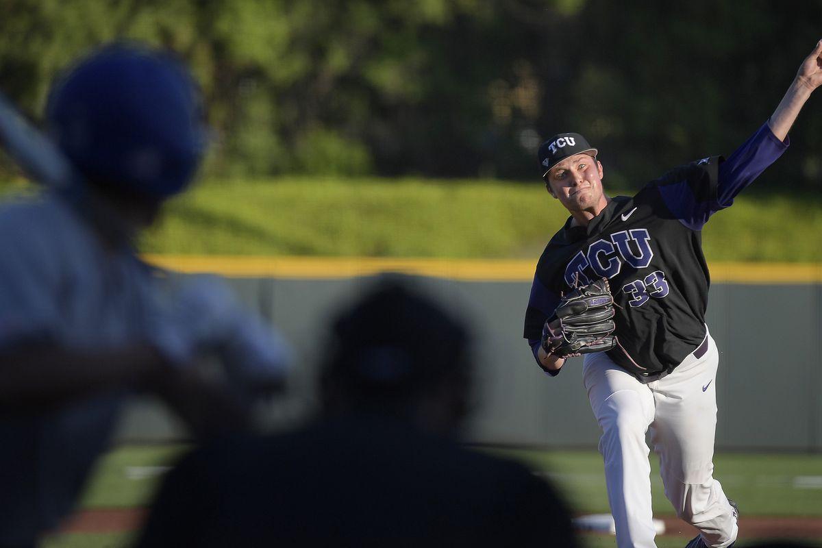 TCU vs. UTA men's baseball