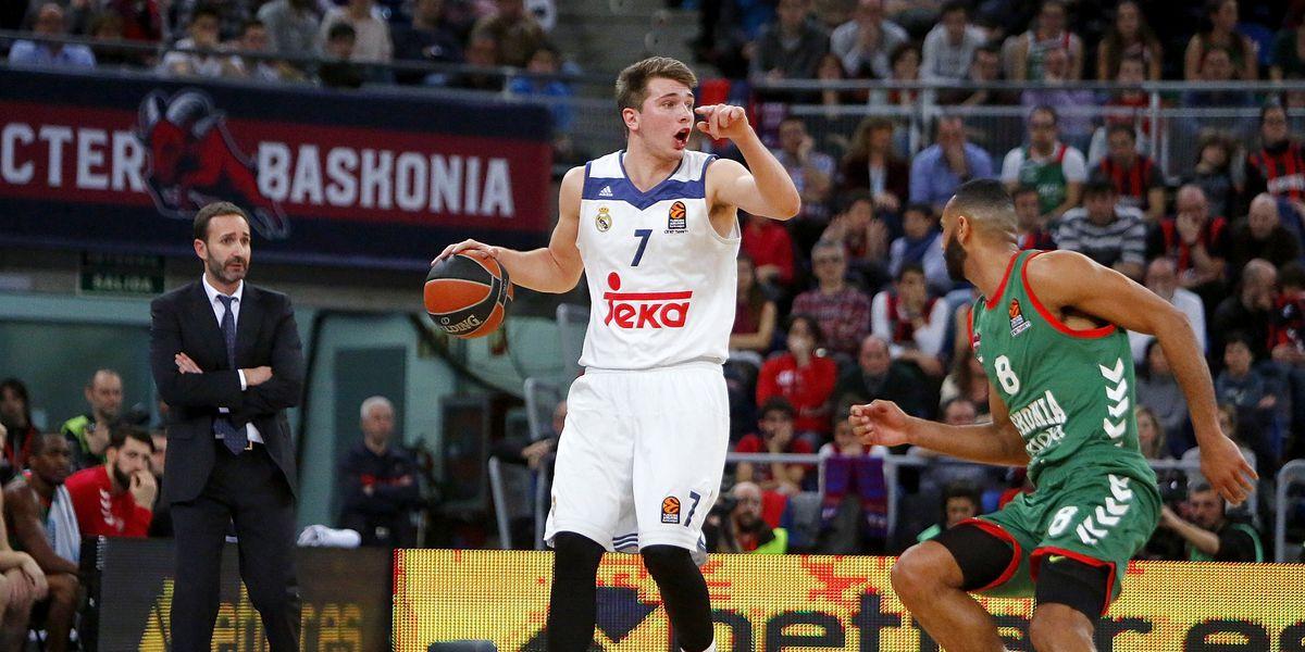 NBA mock draft 2018: Phoenix Suns should choose Luka Doncic