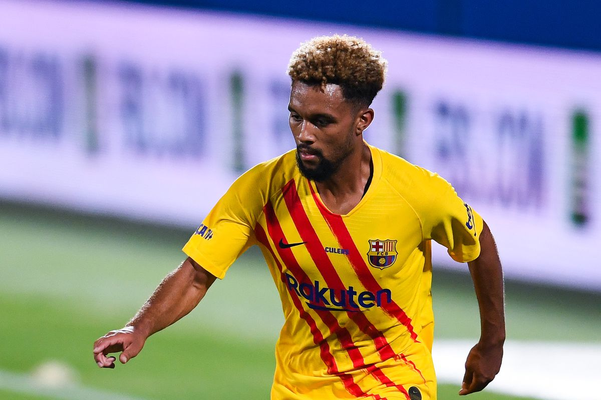Konrad De La Fuente Becomes First American To Play For Barcelona As Us Based Outlets Cheer Barca Blaugranes
