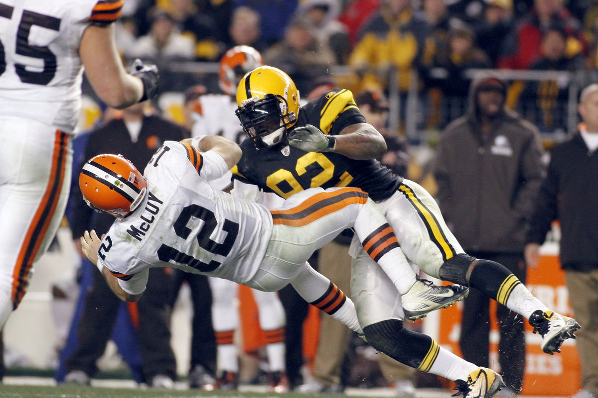 477a3c1d62e Monumental moments in the Pittsburgh Steelers career of James ...