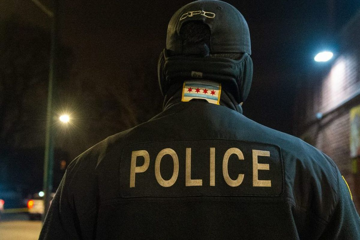 A person was nearly robbed by three suspects Jan. 29, 2021 near the University of Chicago campus.