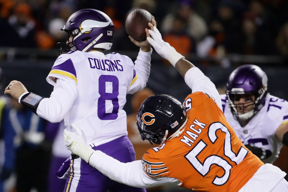 uk availability 5cc36 946c2 Bears vs. Vikings: 7 winners, 2 losers from Chicago's NFC ...