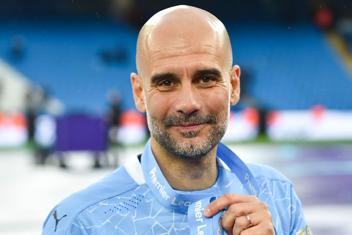 Pep Guardiola Earns Premier League Manager of the Season - Bitter and Blue