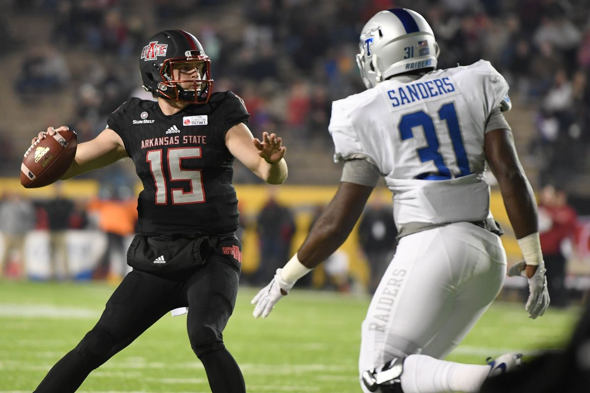2018 arkansas state football preview red wolves could be in for