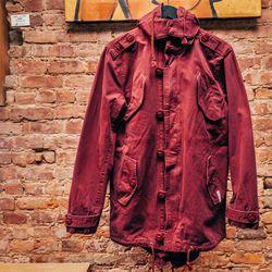 <b>The Academy Brand</b> jacket, $180