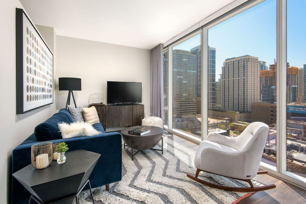 Construction Kicks Off On South Loop Tower Near Roosevelt Station Curbed Chicago