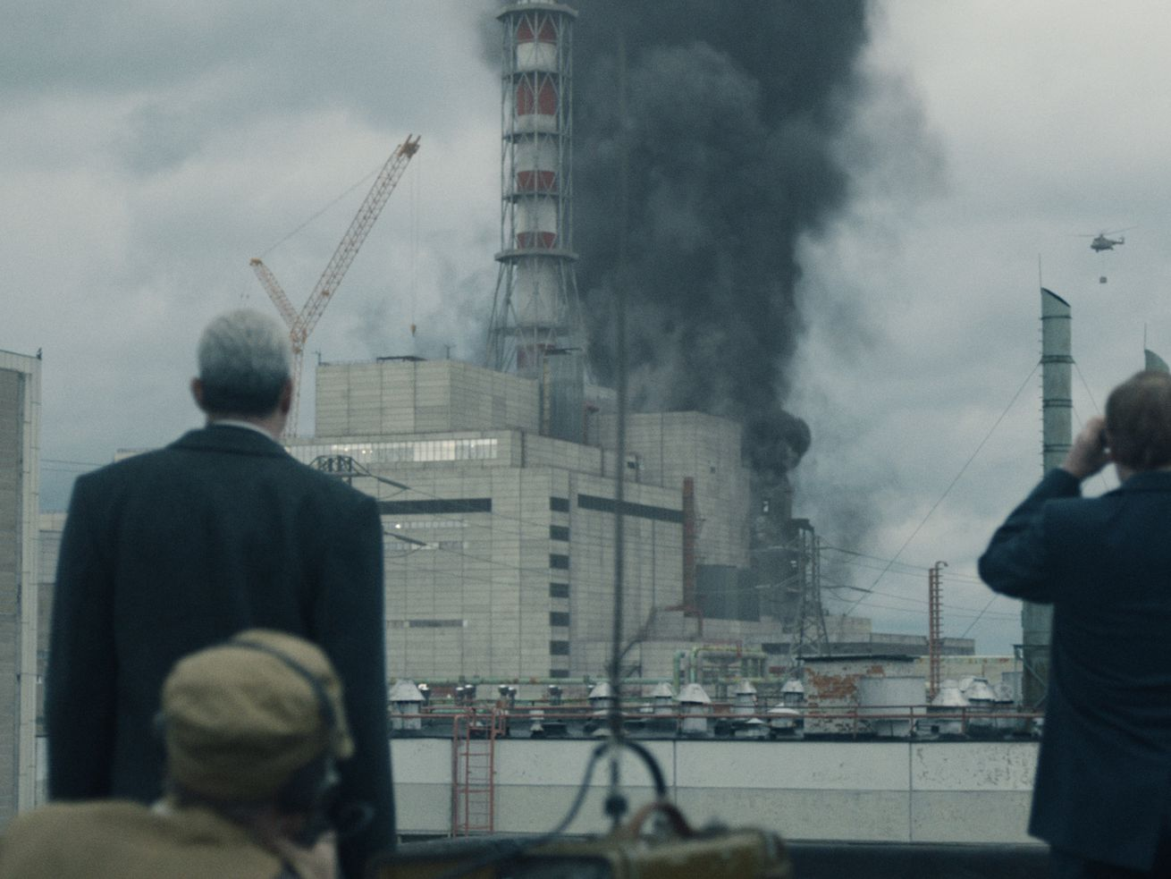 HBO's miniseries <em>Chernobyl </em>went to extraordinary lengths to create an authentic vision of the Soviet world in 1986, the backdrop to the infamous nuclear disaster.