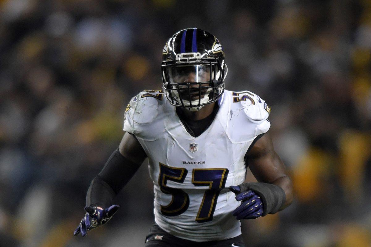 Ravens linebacker C J Mosley had offseason wrist injury