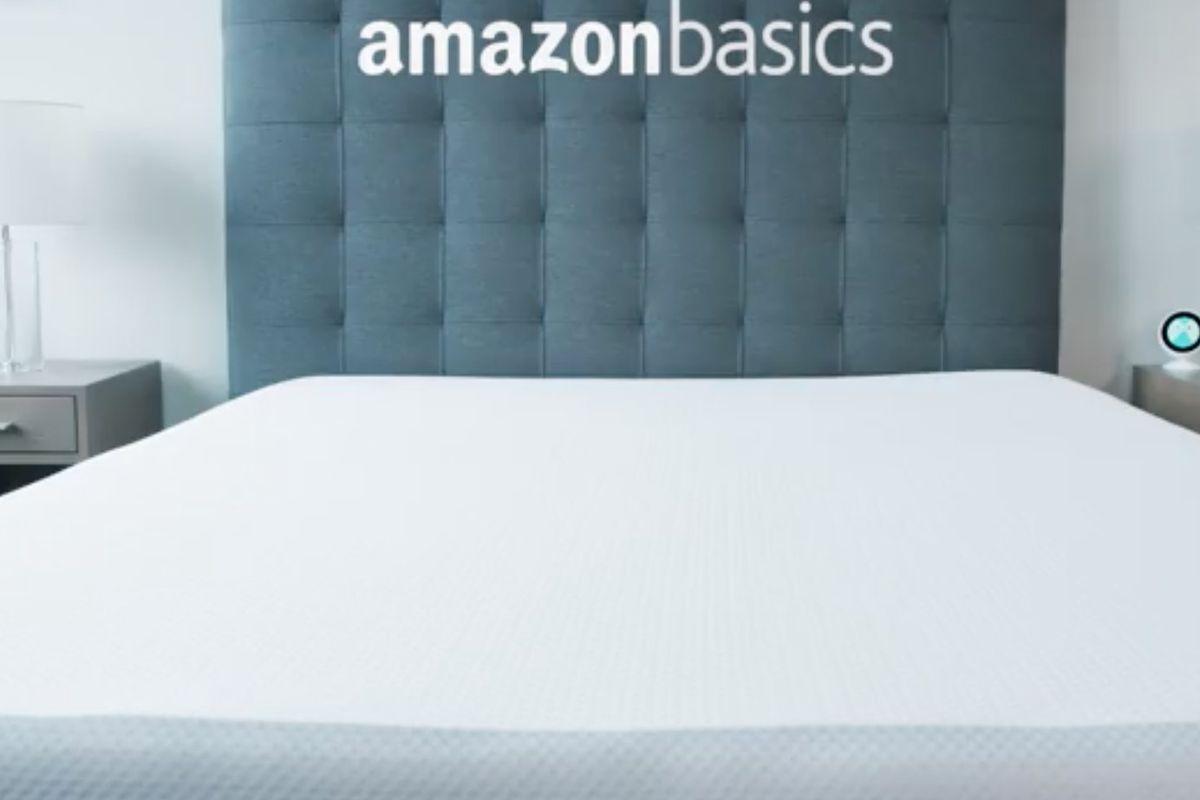 Amazon debuts new Casper-style mattress in a box - Curbed