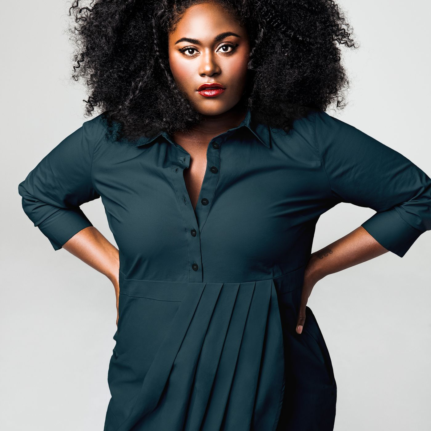 8e7537e3ac Danielle Brooks and Universal Standard Launch a Three-Piece Collection -  Racked