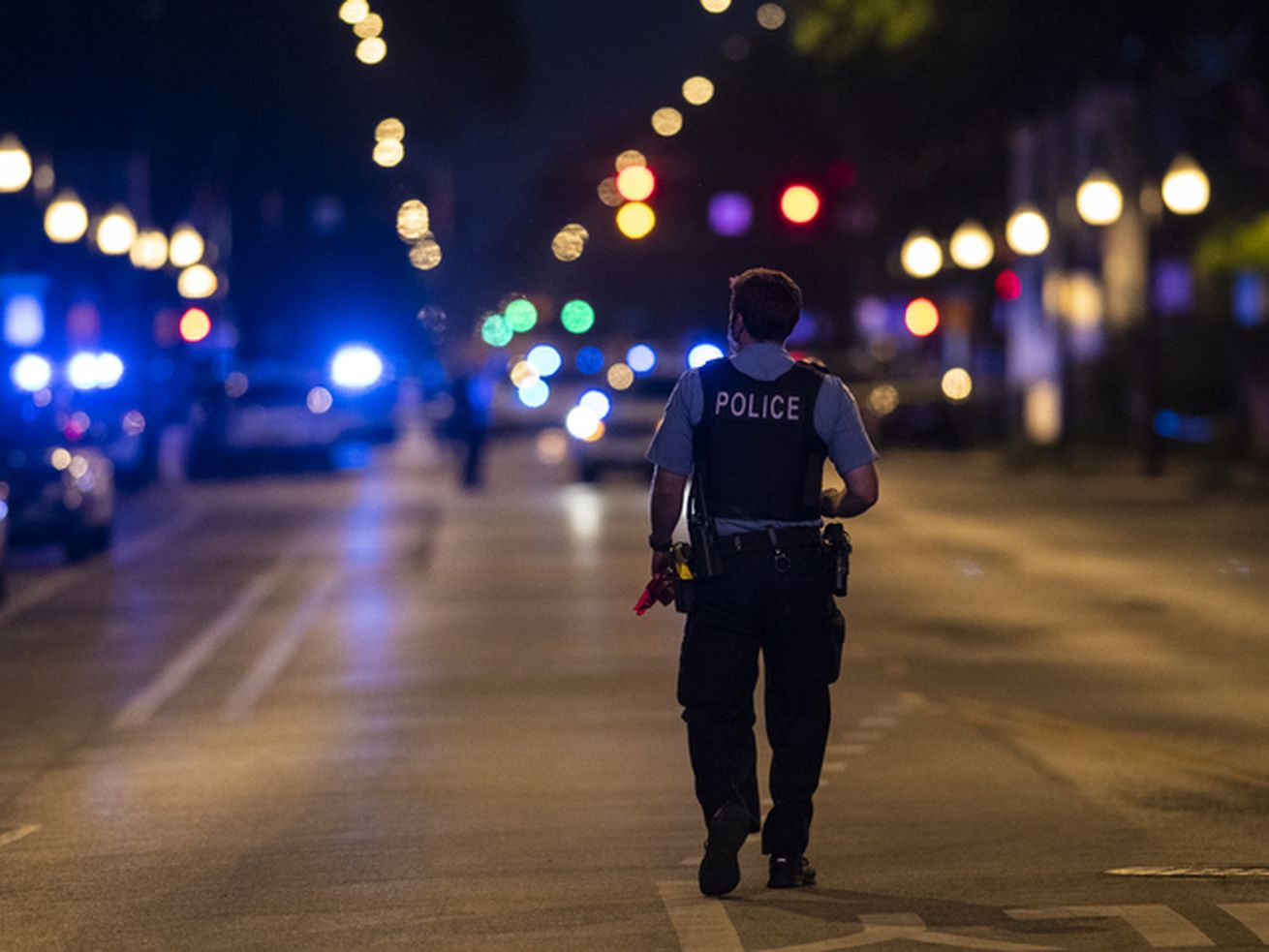 A 15-year-old girl was wounded in a shooting May 14, 2021, in Englewood.