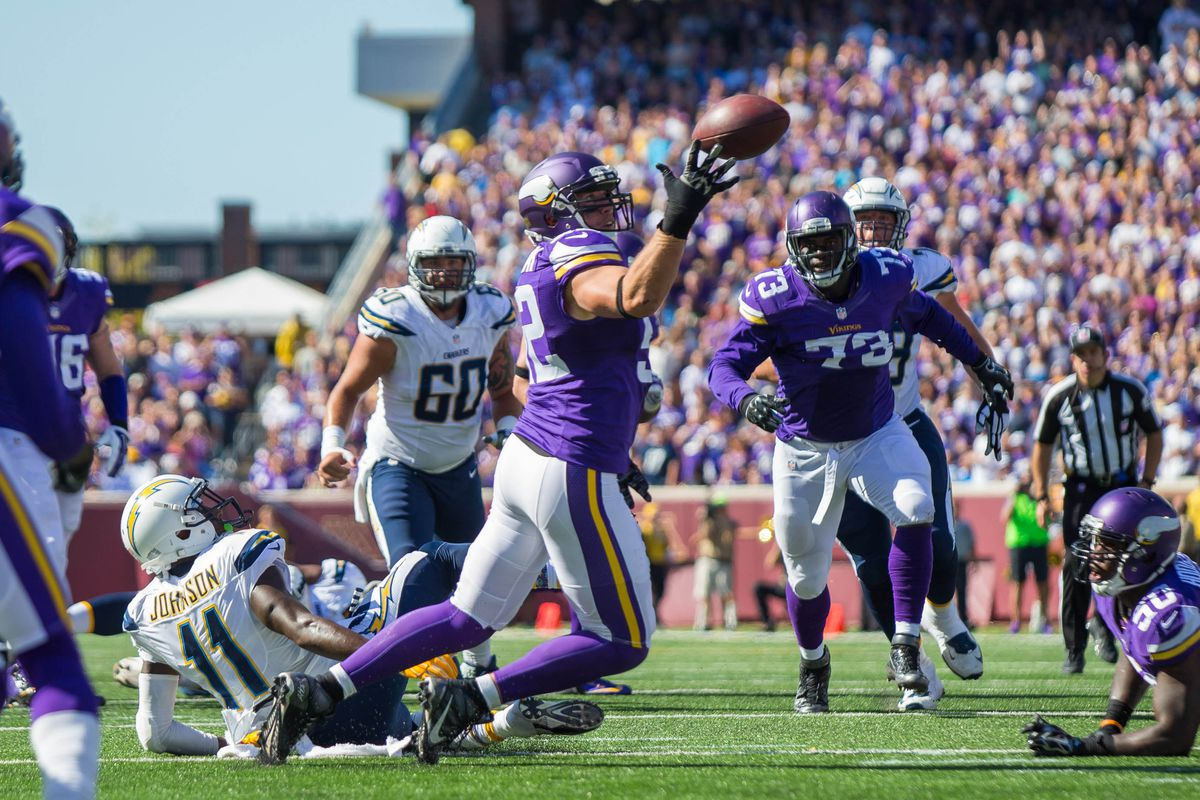 Chargers At Vikings Game Time Channel Radio Streaming