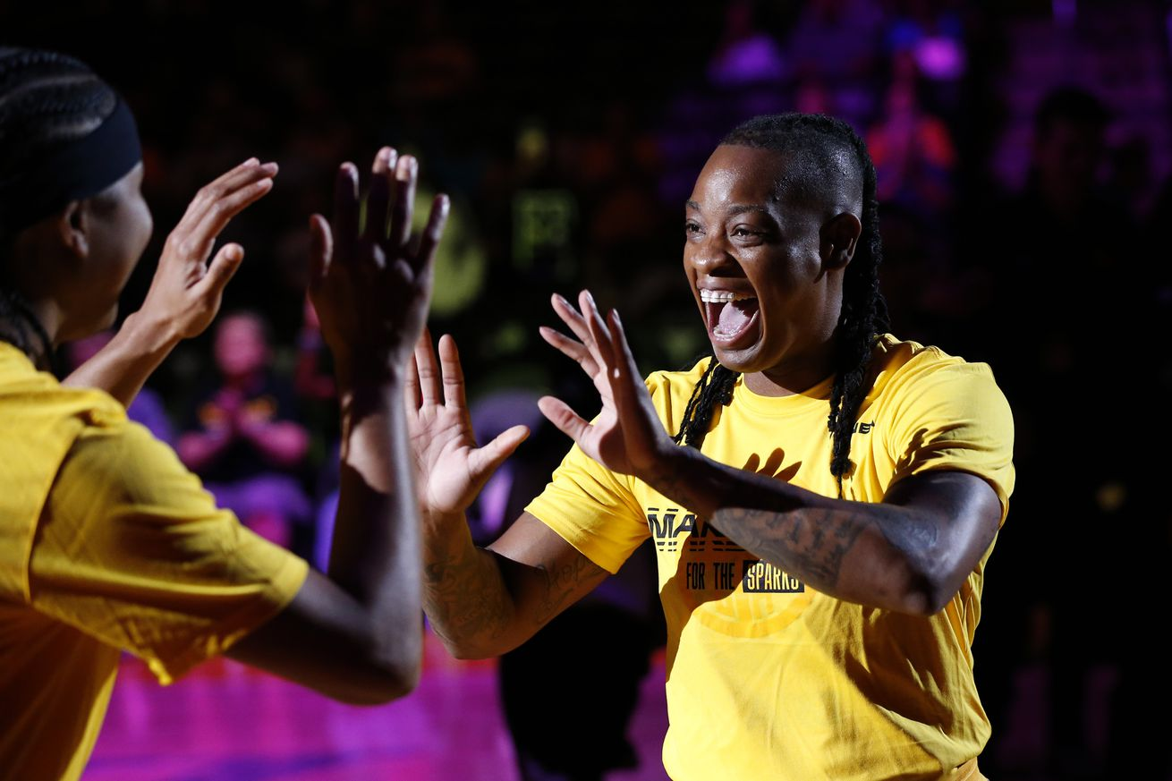 Seattle Storm v Los Angeles Sparks - Game One