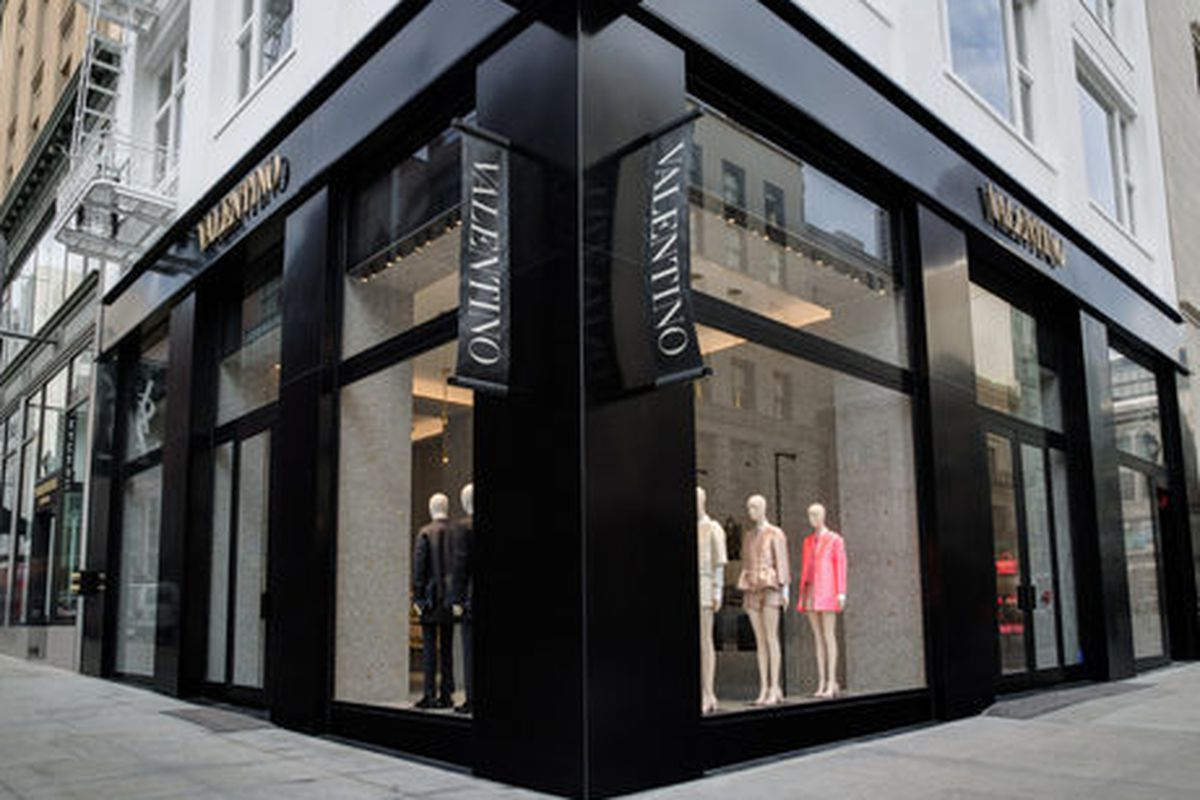 """The Valentino store, and 22 other openings in 2014. Photo courtesy of <a href=""""http://www.valentino.com/us"""">Valentino</a>"""