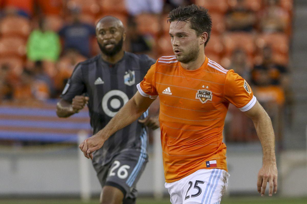 MLS: U.S. Open Cup-Minnesota United FC vs Houston Dynamo