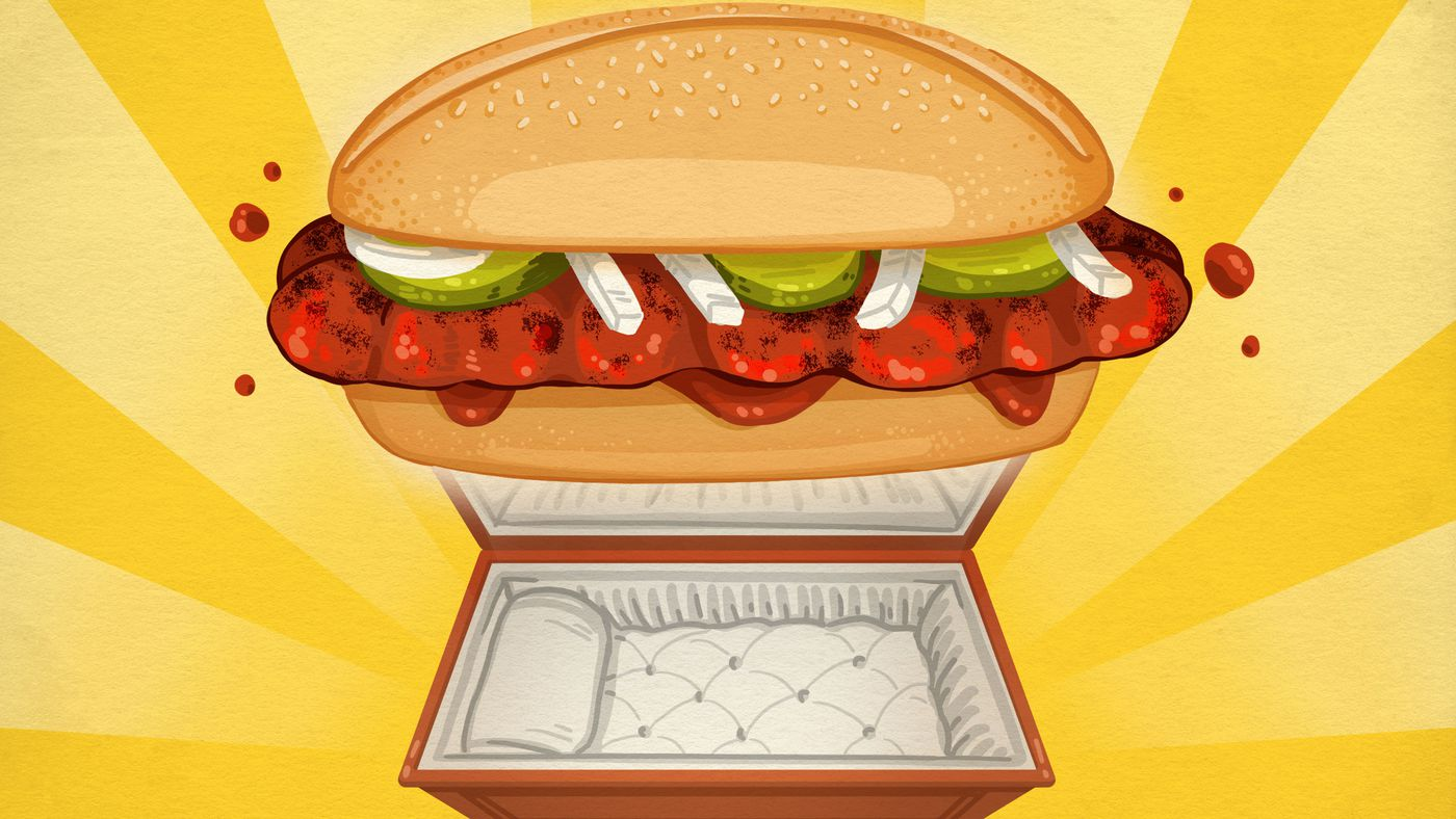 Frankenswine's Monster: Can the McRib Survive in the Viral Food Culture It Created?