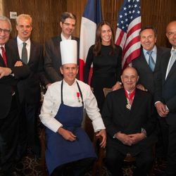 French Legion of Honor event