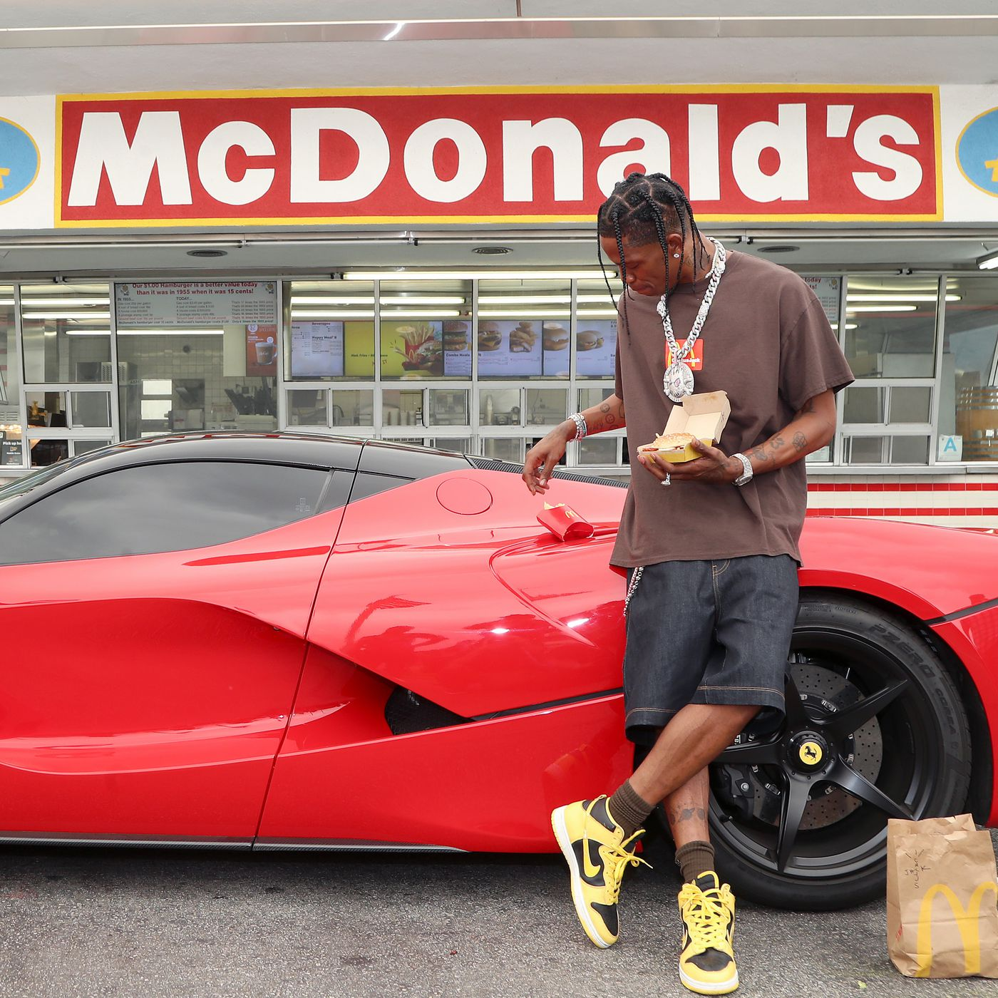 Travis Scott Made 20 Million Off Of His Meal Deal With Mcdonald S Eater See more of travis scott on facebook. travis scott made 20 million off of