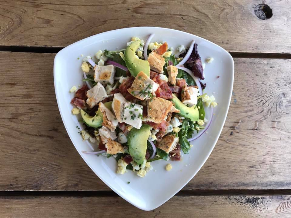 The Allandale salad at Cover 3