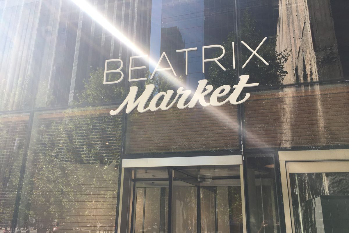 Beatrix Market Exterior