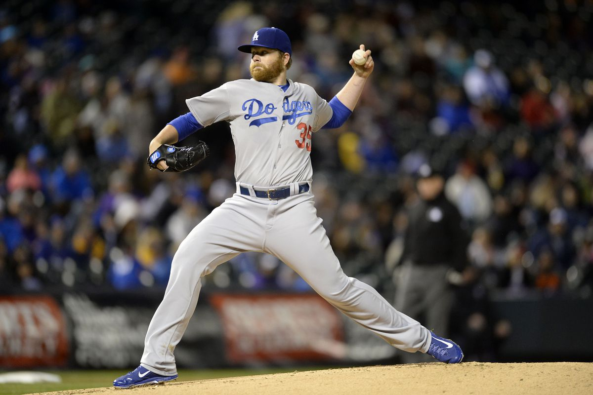 Brett Anderson gets his first complete game win as a Dodger